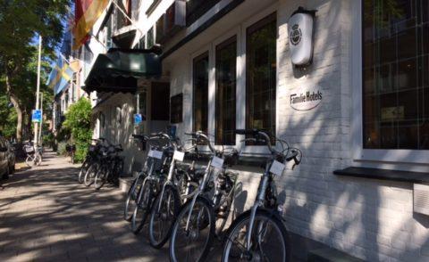 Huur ook uw fiets bij Hotel Breitner.