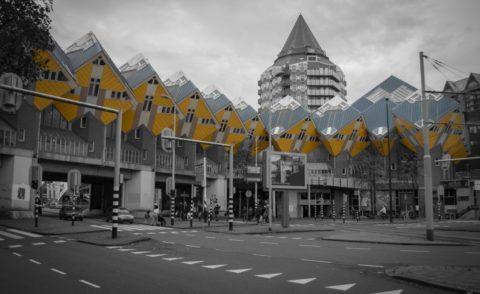 In Rotterdam gibt es so viel zu tun
